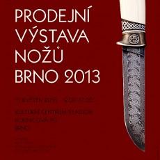 Výstava nožů Brno 2013