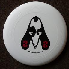 Dvaadvacítka: frisbee 3ks